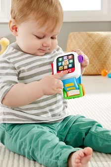Fisher-Price Laugh & Learn Smartwatch Musical Baby Toy