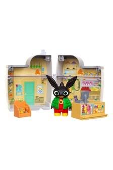 Bing Mini House Playset Bing Supermarket Toy