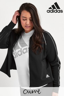 adidas Curve Superstar Track Top