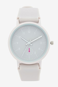 Silicon Sporty Watch