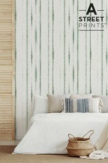 Orleans Stripe Wallpaper by A Street