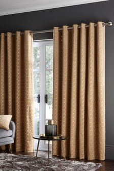 Studio G Lucca Eyelet Curtains
