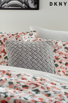 DKNY Chunky Knit Cushion