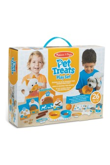 Melissa & Doug Pet Treats Play Set: Feed And Play