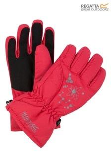 Regatta Taz II Kids Gloves Girls Boys Fleece Winter Glove