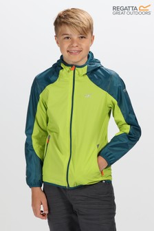Regatta Green Teega II Water Repellent Jacket