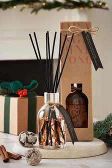 Pine Cone 100ml Fragranced Reed Diffuser