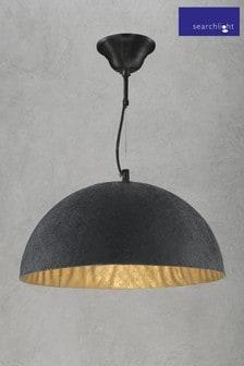 Jimmy 1 Light Dome Pendant by Searchlight