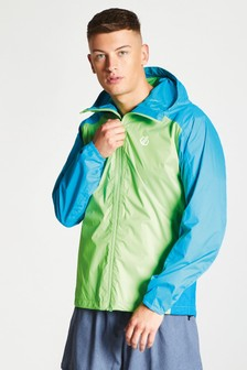 Dare 2b Green Propel Lightweight Jacket