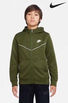 Nike Repeat Full Zip Hoodie