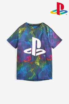 Printed PlayStation™ T-Shirt (3-16yrs)