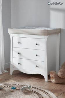 Cuddleco Clara 3 Drawer Dresser and Changer