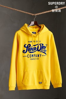 Superdry Oversize Graphic Hoody