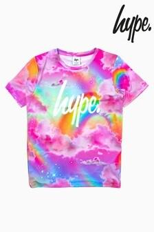 Hype. Rainbow Cloud T-Shirt