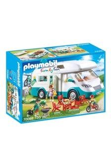 Playmobil® 70088 Family Fun Camper Van With Furniture