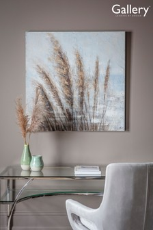 Pampas In The Wind Canvas by Gallery Direct