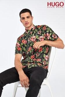 HUGO Black Ekilio Shirt