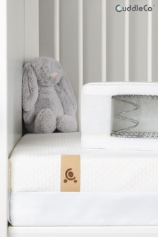 CuddleCo Harmony Hypo Allergenic BambooSprung CotBed Mattress