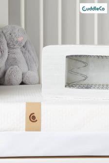 Cuddleco Sprung Hypoallergenic Cot Bed Mattress