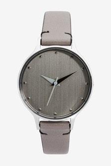 Stitch Detail Strap Watch