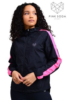 Pink Soda Topaz Windcheater Jacket
