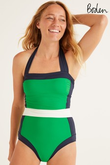 Boden Green Santorini Swimsuit