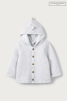 The White Company Grey Dinosaur Jacket