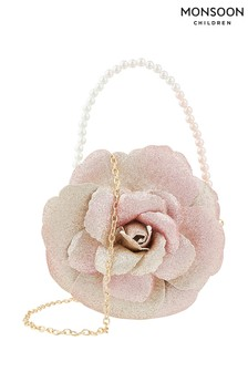 Monsoon Beautiful Ombre Rose Round Bag