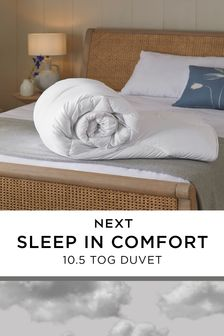 Sleep In Comfort 10.5 Tog Duvet