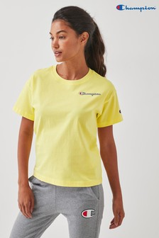 Champion Yellow T-Shirt