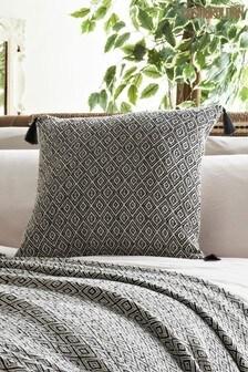 Cosmopolitan Diamond Cushion