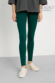 Seasalt Green Sea Dance Leggings