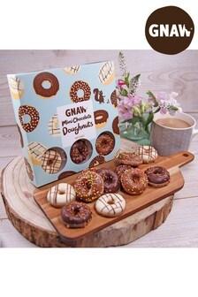 Gnaw Mini Chocolate Doughnuts Gift Box