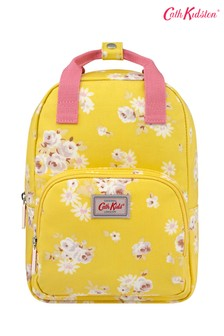 Cath Kidston® Kids White Medium Daisy Rose Backpack