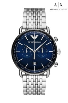 Emporio Armarni Blue Dial Watch