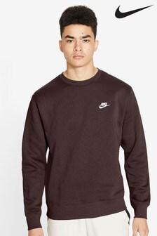 Nike Club Fleece Sweat Top