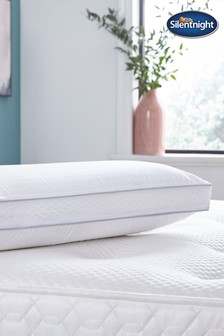 Cotton Breeze Memory Foam Pillow by Silentnight