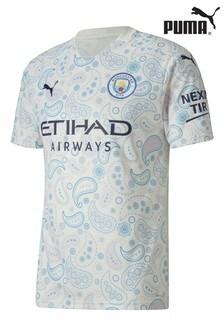 Puma Manchester City Third Short Sleeve Jersey