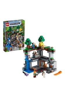 LEGO 21169 Minecraft The First Adventure Building Set