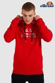 Ellesse™ Red Zuccari Oh Hoodie
