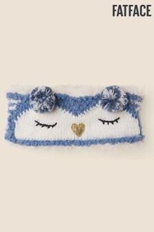 FatFace Blue Penguin Headband