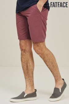 FatFace Hibiscus Whitby Lightweight Chino Shorts