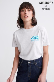 Superdry Neon Classic Oversized T-Shirt