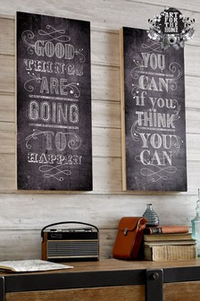 Good Things Wall Art by Art For The Home