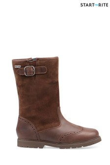 Start-Rite Brown Toasty Boots