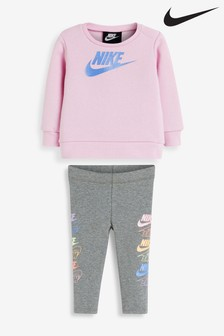 Nike Infant Futura Crew And Legging Set