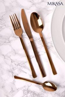 16 Piece Mikasa Diseno Cutlery Set