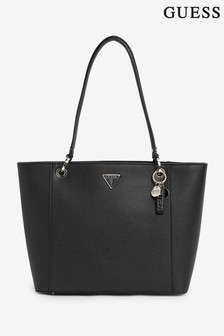 Guess Black Noelle Classic Tote Bag