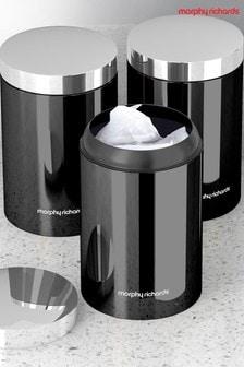 Set of 3 Storage Jars by Morphy Richards