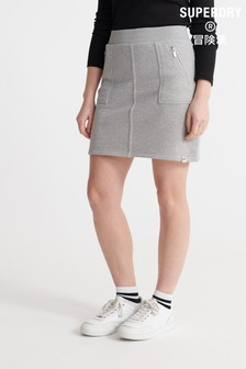 Superdry Valley Sweat Skirt